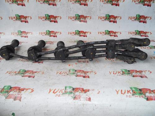 4000-16 jgo de cables de bujias ford fiesta 13