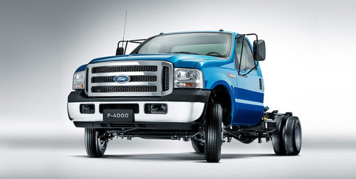 4000 camiones ford