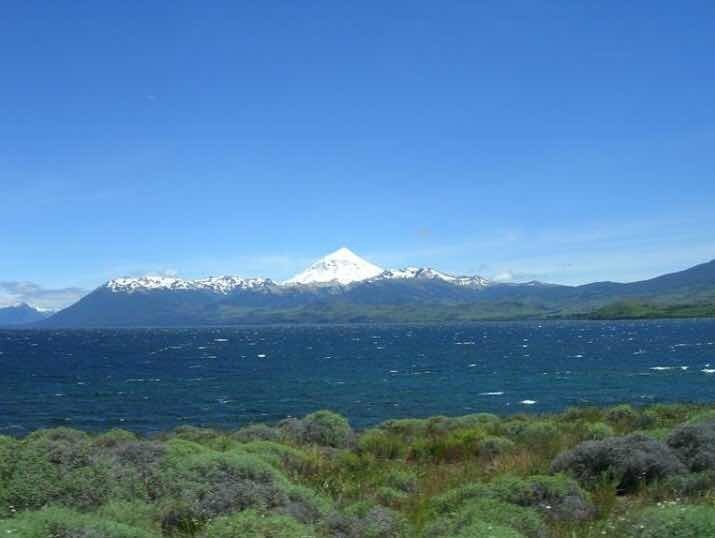 4000 m2 lago huechulafquen