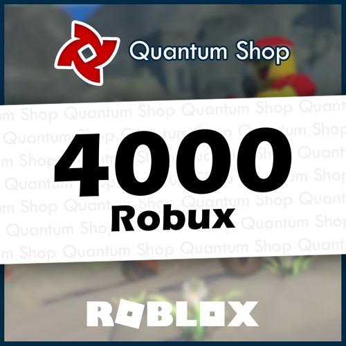 4000 robux - roblox mejor precio todas las plataformas