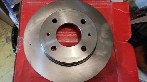 40206-f4300 disco freno delantero nissan sentra b14 96-00 to