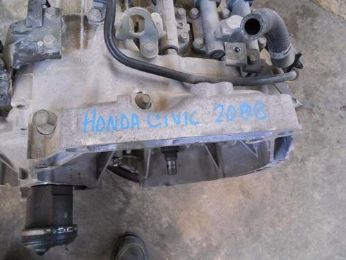4068-16 caja de velocidades automatica honda civic 06-09