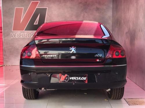 407 3.0 sedan v6 24v gasolina 4p automático
