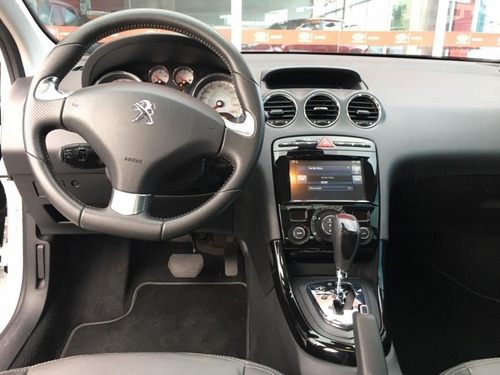 408 1.6 griffe 16v turbo flex 4p automatico 2016/2017