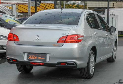 408 sed. business 1.6 tb flex 16v 4p aut