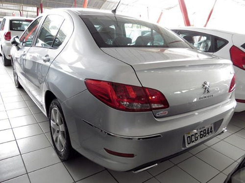 408 sedan allure 2.0 flex 16v 4p aut.