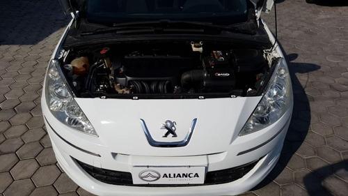 408 sedan allure 2.0 flex 16v 4p mec.