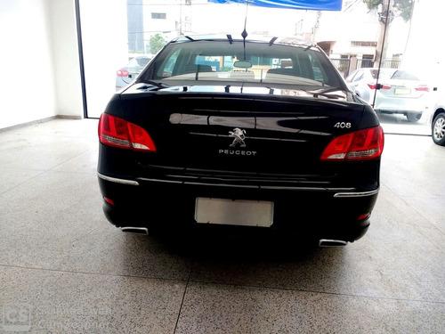 408 sedan automatico flex c/ teto