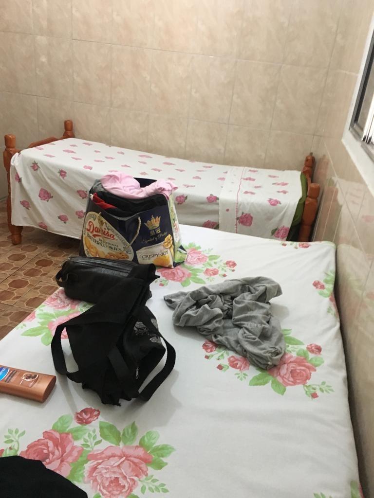 4087-casa semi mobiliada 2 dormitórios r$169.900 mil mongagu