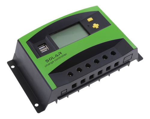 40a 12v/24v controlador de cargador solar regulador