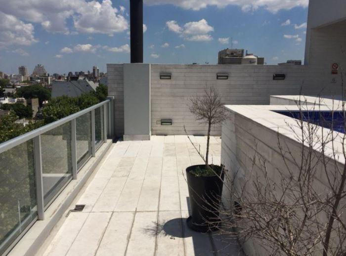 40m2: frente, 4 años: edif amenities: categoría!