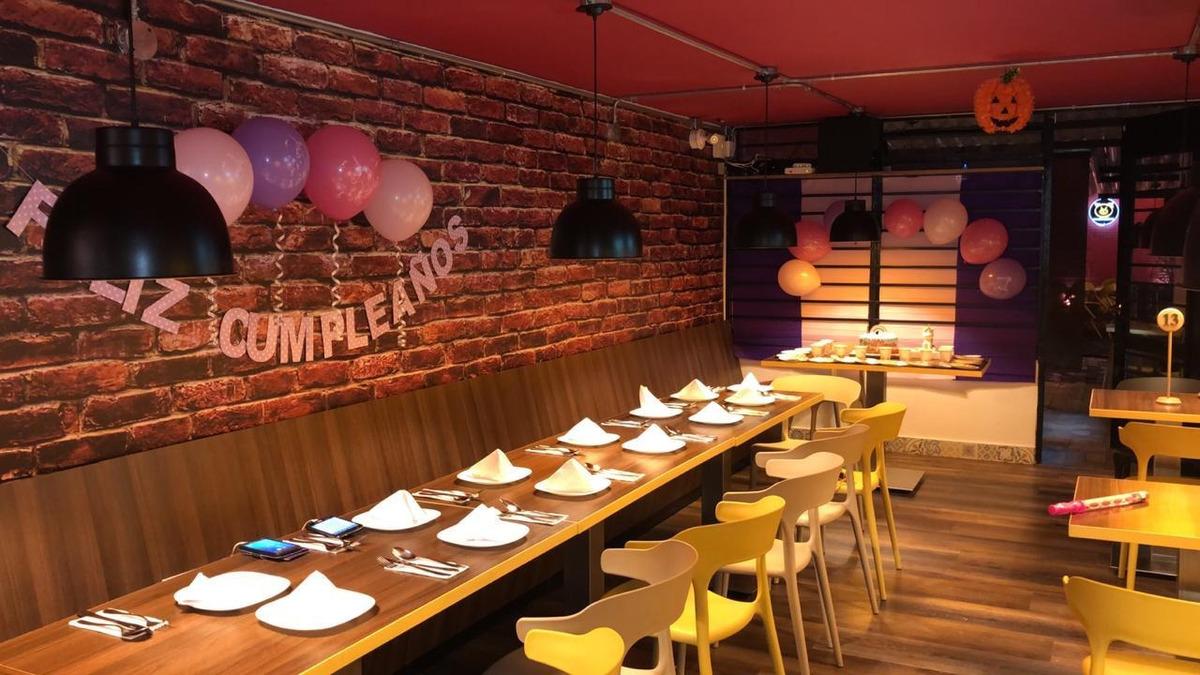 40%off venpermuto restaurante cocina oculta ctro produccion