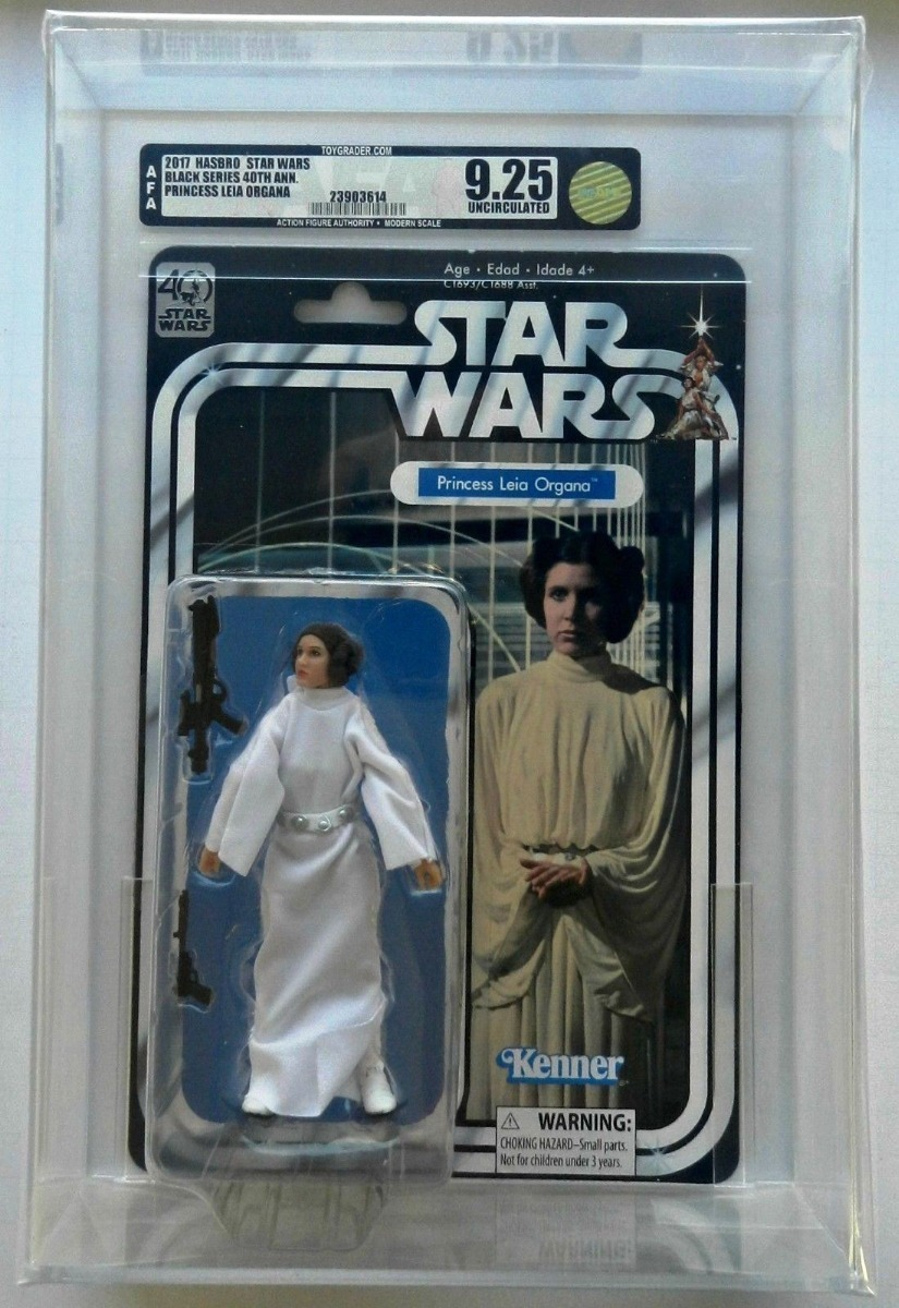 2017 Star Wars Black Series 40th Anniversaire Vintage OBI WAN KENOBI action figure Authority U9.0