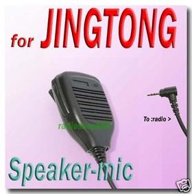 Pro Speaker Mic For Jingtong JT-308 JT-208 KG308 41-22J