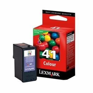 41 color cartucho lexmark original