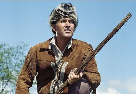 41 T- Daniel Boone - Especial - O Antigo - Com Fess Parcker - R ...