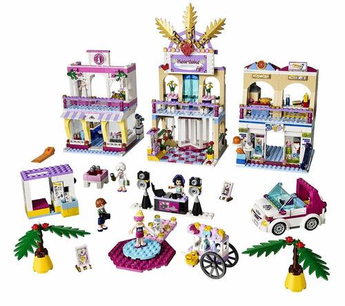41058 lego friends heartlake shopping frete grátis