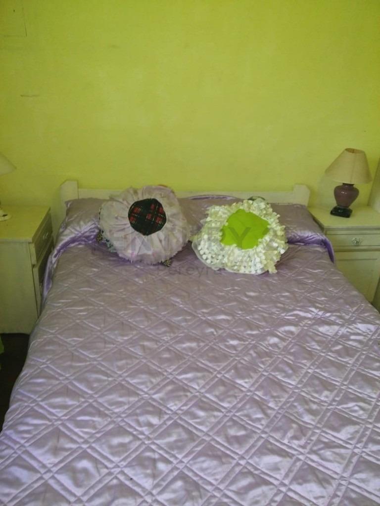 411 entre 28 y 29 ,casa de tres dormitorios en alquiler temporal , villa elisa.-