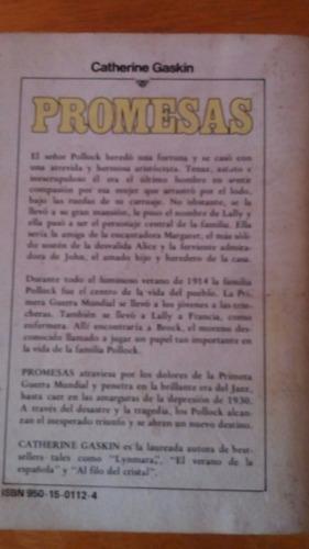 4152  libro promesas catherine gaskin vergara novela