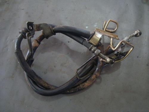 4173 - flexivel freio dianteiro yamaha neo