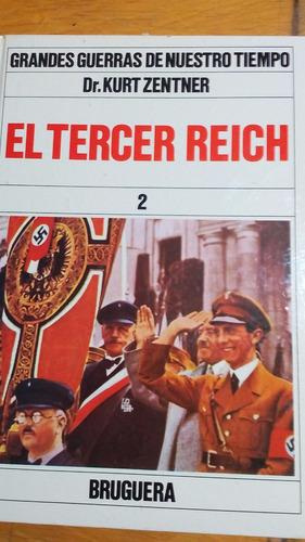 4177 libro gdes guerras de ntro tiempo el tercer reich 2