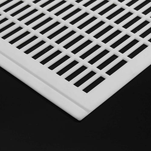 41x51cm bee queen excluder plastic trapping grid net beekeep