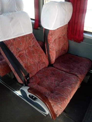 42 asientos  bus reclinables