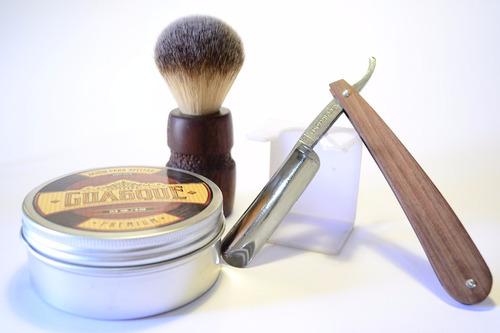 42 navaja de barbero charlex solamente navaja