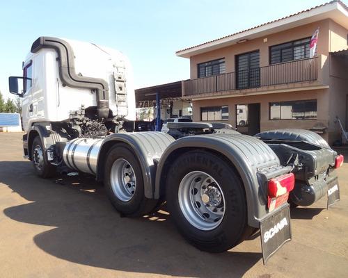 420 caminhões scania