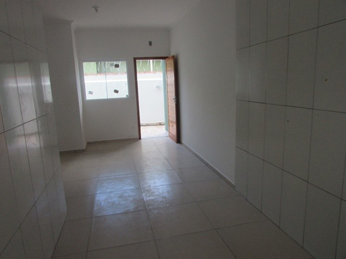 420-casa nova em condomínio com 50m² no bairro cibratel ll