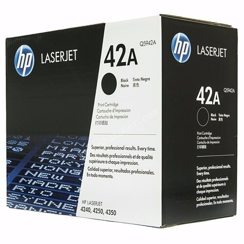 42a  toner hp original al por mayor y menor