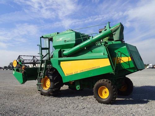 43) cosechadora de grano shifeng nueva