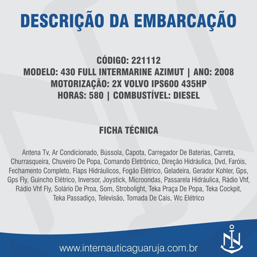 430 full 2008 intermarine azimut phantom cimitarra sessa
