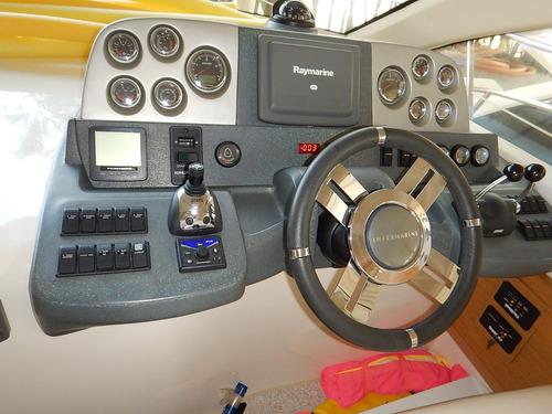 430 intermarine azimut - excelente estado ips 600