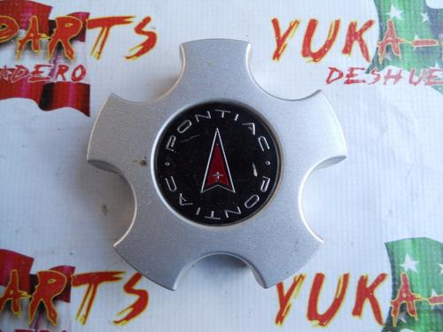 4306-16 tapon rin aluminio pointiac aztek (centro) (9693768)