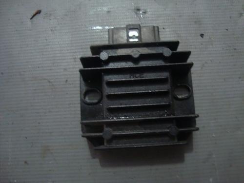 4386 - retificador voltagem dafra riva 150 - original