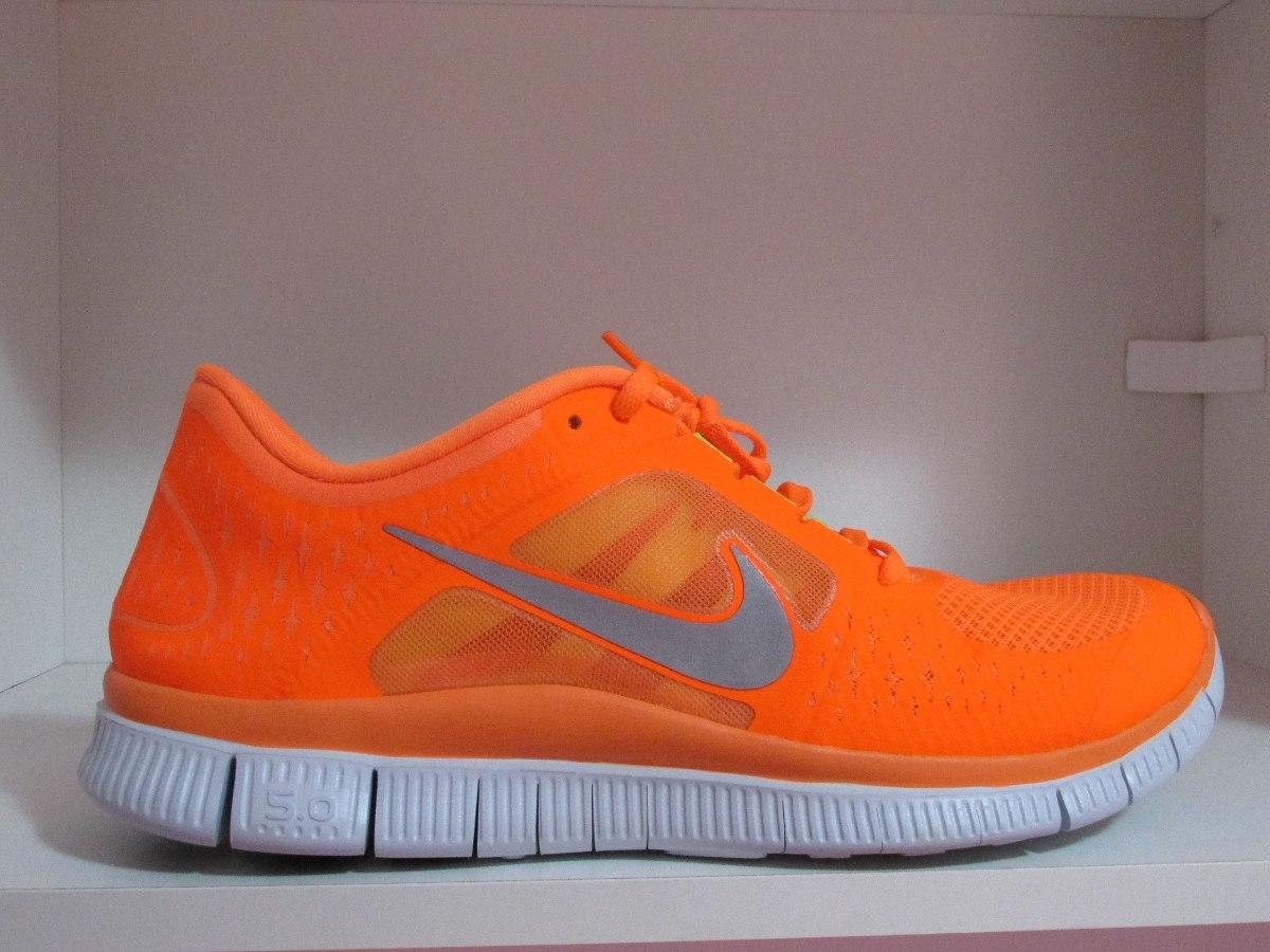 7e10f05f3b5 44 tênis nike free run+ 3 5.0 laranja selfiesport. Carregando zoom.