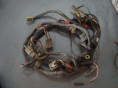 4423 - chicote fiação yamaha crypton ate 2005 - original
