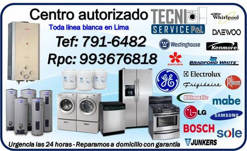 4465798 servicio tecnico de lavadoras refrigeradoras samsung