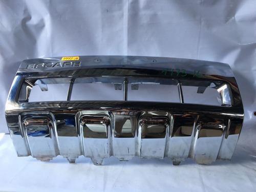 4473-16 parrilla frontal cromad ford escape 08-12 con detall