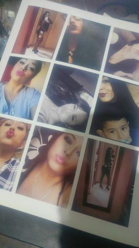 45 fotos impresas en papel fotografico
