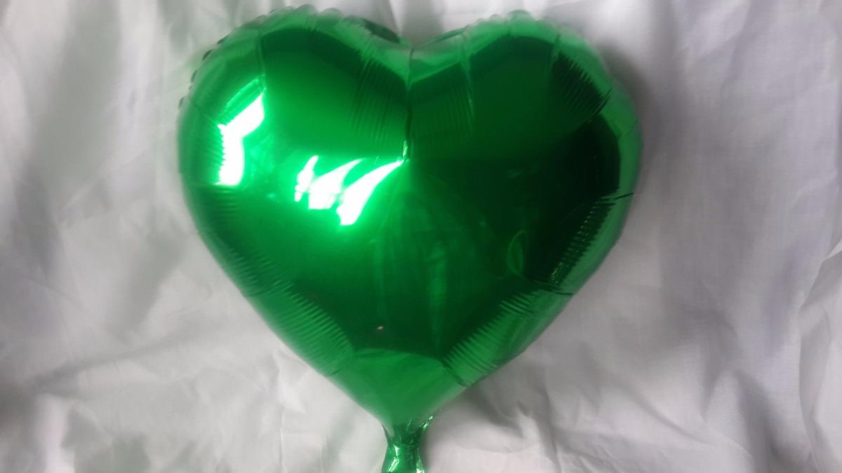 45 globos metalicos corazon 18 pulgadas fiesta for Donde comprar globos