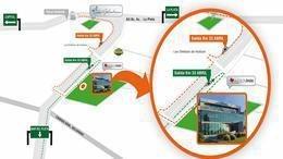 45 has sobre ruta 2! ideal planta de silos / feed lot