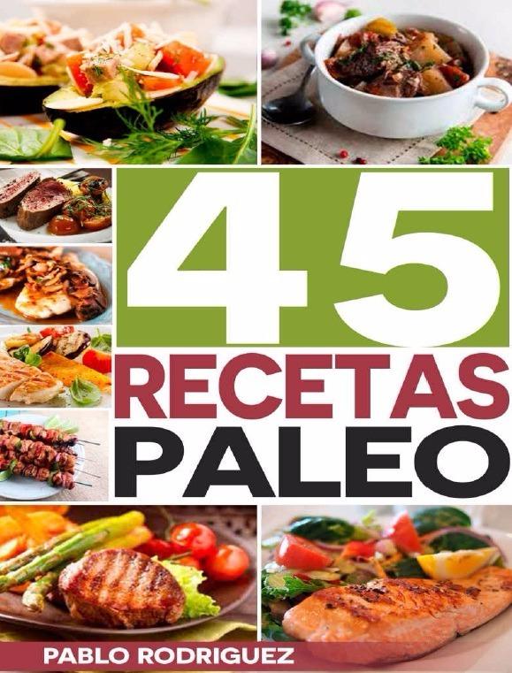 45 Recetas Paleo