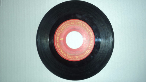 45 rpm lp vinylo columbia 1985 / mocedades - poxa , poxa