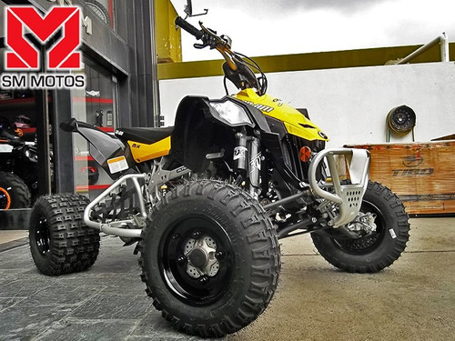 450 cuatriciclo can-am