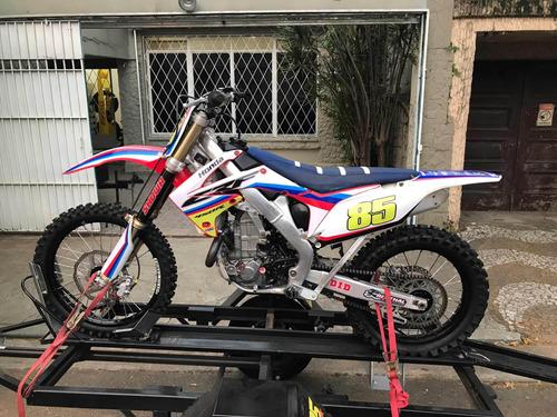 450 moto honda crf