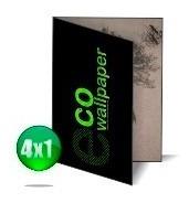 450 pastas personalizadas colorida papel reciclado c/ orelha