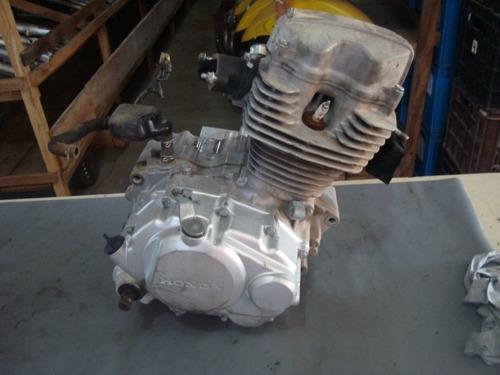 4535 - motor cg125 ks ano 2004 - bom estado com nota