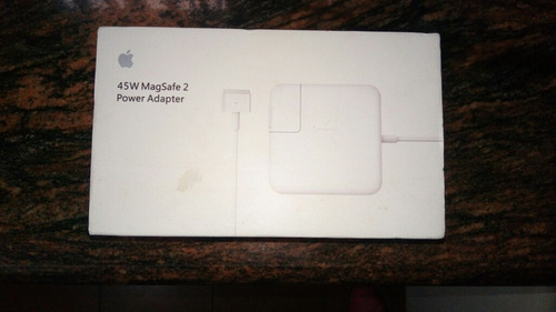 45w magsafe2 power adapter.